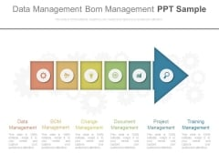 Data Management Bom Management Ppt Sample