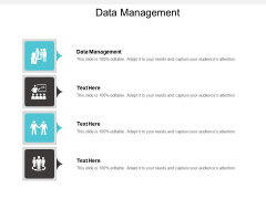Data Management Ppt PowerPoint Presentation Inspiration Graphic Images Cpb