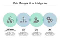 Data Mining Artificial Intelligence Ppt PowerPoint Presentation Inspiration Guide Cpb