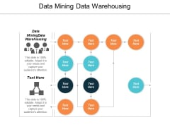 Data Mining Data Warehousing Ppt Powerpoint Presentation Ideas Brochure Cpb