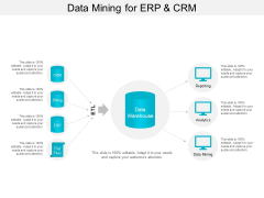 Data Mining For Erp And Crm Ppt PowerPoint Presentation Infographic Template Picture
