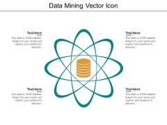 Data Mining Vector Icon Ppt PowerPoint Presentation Images