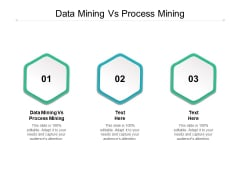 Data Mining Vs Process Mining Ppt PowerPoint Presentation Infographic Template Sample Cpb