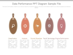 Data Performance Ppt Diagram Sample File