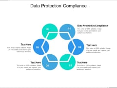 Data Protection Compliance Ppt PowerPoint Presentation Pictures Graphics Template Cpb