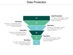 Data Protection Ppt PowerPoint Presentation Infographic Template Themes Cpb