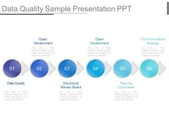 Data Quality Sample Presentation Ppt