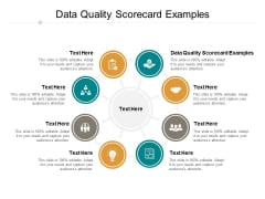 Data Quality Scorecard Examples Ppt PowerPoint Presentation Professional Clipart Images Cpb
