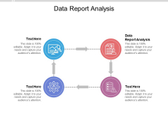 Data Report Analysis Ppt PowerPoint Presentation Inspiration Graphics Download Cpb Pdf