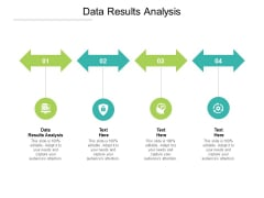 Data Results Analysis Ppt PowerPoint Presentation Styles Graphic Images Cpb Pdf