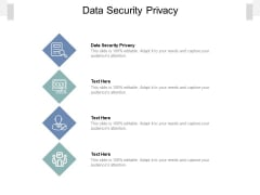 Data Security Privacy Ppt PowerPoint Presentation Summary Vector Cpb Pdf Pdf