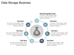 Data Storage Business Ppt Powerpoint Presentation Model Information Cpb