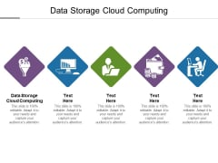 Data Storage Cloud Computing Ppt PowerPoint Presentation Layouts Styles Cpb