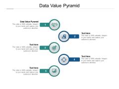 Data Value Pyramid Ppt PowerPoint Presentation Portfolio Format Cpb Pdf
