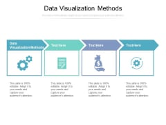 Data Visualization Methods Ppt PowerPoint Presentation Pictures Clipart Images Cpb