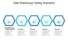 Data Warehouse Testing Scenarios Ppt PowerPoint Presentation Professional Styles Cpb