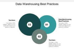 Data Warehousing Best Practices Ppt PowerPoint Presentation Visual Aids Background Images Cpb