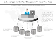 Database Application For Asset Management Ppt Powerpoint Slides