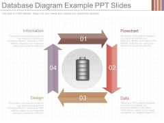 Database Diagram Example Ppt Slides