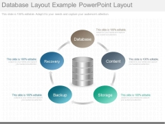 Database Layout Example Powerpoint Layout