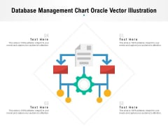 Database Management Chart Oracle Vector Illustration Ppt PowerPoint Presentation File Show PDF