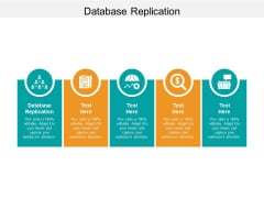 Database Replication Ppt PowerPoint Presentation Themes Cpb