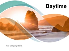 Daytime Time Loss Time Movement Ppt PowerPoint Presentation Complete Deck