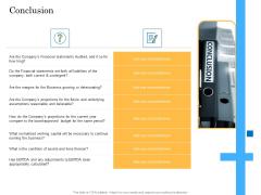 Deal Assessment Audit Process Conclusion Elements PDF