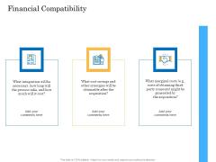 Deal Assessment Audit Process Financial Compatibility Inspiration PDF