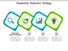 Dealership Retention Strategy Ppt PowerPoint Presentation Show Guidelines Cpb