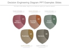 Decision Engineering Diagram Ppt Examples Slides