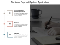 Decision Support System Application Ppt PowerPoint Presentation Portfolio Graphics Design Cpb Pdf