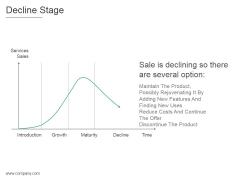 Decline Stage Ppt PowerPoint Presentation Inspiration