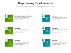 Deep Learning Neural Networks Ppt PowerPoint Presentation Portfolio Designs Cpb