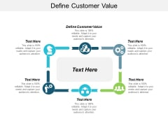 Define Customer Value Ppt PowerPoint Presentation Show File Formats Cpb