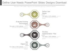 Define User Needs Powerpoint Slides Designs Download
