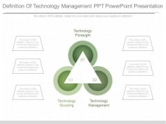 Definition Of Technology Management Ppt Powerpoint Presentation