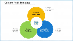 Definitive Guide Creating Content Strategy Content Audit Template Designs PDF