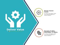 Deliver Value Business Ppt PowerPoint Presentation Slides Inspiration