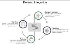 Demand Integration Ppt PowerPoint Presentation Outline Background Images Cpb