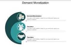 Demand Monetization Ppt PowerPoint Presentation Slides Graphic Images Cpb