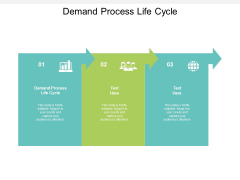 Demand Process Life Cycle Ppt PowerPoint Presentation Clipart Cpb
