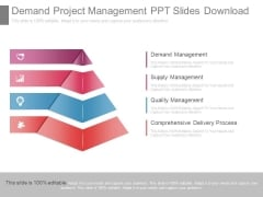 Demand Project Management Ppt Slides Download