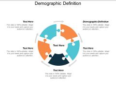Demographic Definition Ppt PowerPoint Presentation Slides Portfolio Cpb