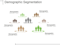 Demographic Segmentation Ppt PowerPoint Presentation Ideas Graphic Images