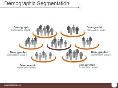 Demographic Segmentation Ppt PowerPoint Presentation Information