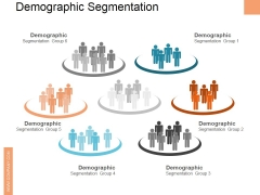 Demographic Segmentation Ppt PowerPoint Presentation Inspiration Slide Portrait