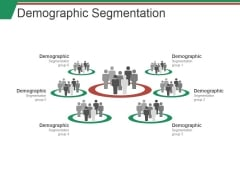 Demographic Segmentation Ppt PowerPoint Presentation Outline Introduction