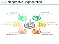 Demographic Segmentation Ppt PowerPoint Presentation Visuals