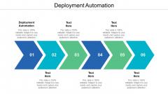 Deployment Automation Ppt PowerPoint Presentation Portfolio Diagrams Cpb
